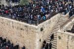 Pemerintah Israel menutup Baburrahmah selama 60 hari