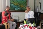Dubes KBRI Yordania  Apresiasi  Kinerja  Abdillah  Onim di Jalur Gaza