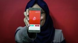 Aplikasi Bank Darah pertama di Palestina