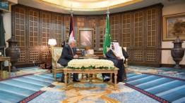 Setelah bertemu al-Sisi Presiden Paletina bertolak ke Arab Saudi