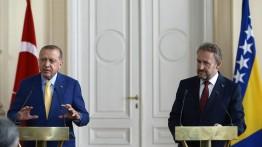 Erdogan di Sarajevo: Rencana pembunuhan terhadap saya oleh orang-orang Balkan tidak akan menghentikan langkah kami