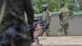 20 Muslim dibantai saat sholat, umat Islam Afrika Tengah berduka