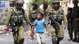 Laporan: Sejak awal tahun pemerintah Israel telah menangkap 908 anak-anak Palestina