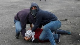 'Musta'ribeen,' agen Israel yang menyusup dalam aksi protes warga Palestina
