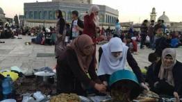 Peringati kemenangan Al-Aqsa, aktivis Palestina adakan acara makan Makluba