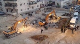 Laporan pelanggran Israel di Jerusalem selama bulan Agustus