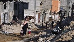 Komite Anti Blokade luncurkan seruan rekonstruksi terhadap 2.000 rumah warga Palestina