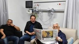 Dokter: Presiden Palestina dirawat karena mengalami infeksi paru-paru