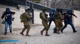 RWB: Israel tutup akses wartawan untuk meliput demonstrasi Deal of The Century