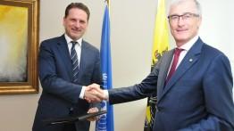 UNRWA & Flandia memperbarui kemitraan selama tiga tahun