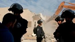 Warga Aqaba seru pemerintah dan organisasi HAM Palestina untuk selamatkan rumah mereka dari pembongkaran Israel