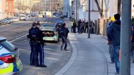Aksi penembakan di Munchen, tewaskan dua warga sipil