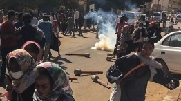 Dua orang tewas dalam unjuk rasa di Omdurman