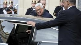 Jelang sidang DK PBB untuk Palestina, Presiden Abbas bertemu Menlu Kuwait di New York