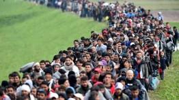 Imigran Palestina Suriah hidup menderita di penjara Thailand
