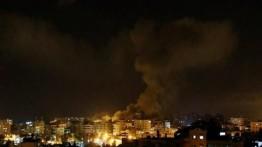 Gerakan perlawanan Palestina lancarkan serangan roket ke wilayah Israel di perbatasan Gaza