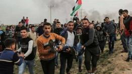 Satu warga Gaza meninggal dan puluhan cedera dalam unjuk rasa di perbatasan Israel