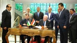 Dunia internasional sambut rekonsiliasi Palestina