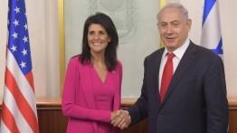 Netanyahu kepada Haley: Terima kasih telah berantas fitnah terhadap Iarael di PBB