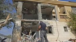Laporan: Ratusan rumah pemukim Israel hancur dirudal pejuang Gaza