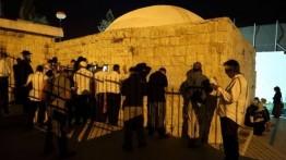 Bentrok di Nablus 2 warga luka-luka