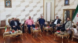 Delegasi Hamas berkunjung ke Iran