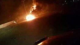 Suriah klaim menembak jatuh pesawat perang Israel, militer Israel membantah