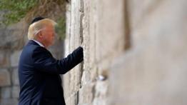Israel bangun stasiun kereta bawah tanah di kompleks Al-Aqsa dengan nama ''Donald Trump''