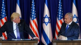Evakuasi permukiman, tidak masuk dalam rencana perdamaian Trump
