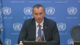 Mladenov: Meski gencatan telah disepakati, namun ketegangan belum berakhir