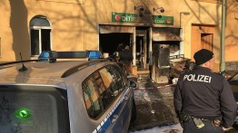 Masjid Turki di Jerman dibakar orang tak dikenal
