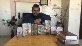 Unik, Gaza ternyata memiliki seniman origami