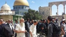 Jerusalem dan konspirasi Israel