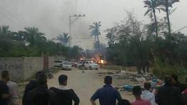 5 anggota Hamas gugur dalam sebuah ledakan di Jalur Gaza