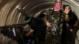 Israel: Mortir dan pesawat tanpa awak, senjata andalan Hamas setelah terowongan bawah tanah