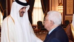 Presiden Palestina tiba di Doha dalam kunjungan resmi