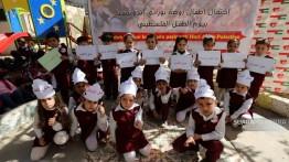 TK Nurani Indonesia di Gaza peringati Hari Anak Palestina