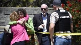 Aksi penembakan di Sinagog San Diego tewaskan 3 warga Yahudi, pelaku terinspirasi serangan di Masjid Selandia Baru