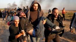 The Wall Street Journal: Akan lebih banyak aksi protes pasca penembakan warga Palestina