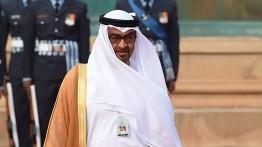 Putra Mahkota Abu Dhabi menganugerahkan 'Medali Kehormatan Zaid' kepada PM India