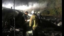 Kecelakaan Pesawat di Ukraina Tewaskan 25 Penumpang