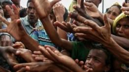 Warga Palestina salurkan bantuan untuk 1000 pengungsi Rohingya