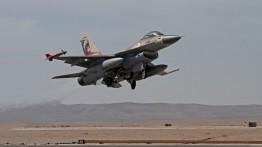 Angkatan Udara Israel menyerang 3 lokasi militer Suriah