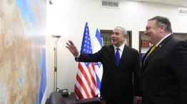 Menlu AS temui PM Israel Benyamin Netanyahu