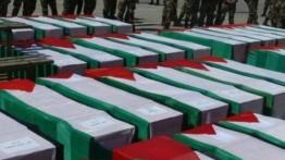 Sejak 30 tahun lalu Israel sita 250 jasad pejuang Palestina