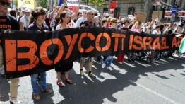 Israel akan kriminalkan aktivis yang menyerukan boikot produk Israel