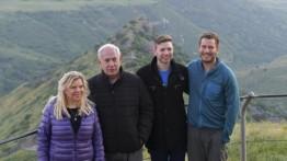 Netanyahu habiskan liburan bersama keluarga di Golan