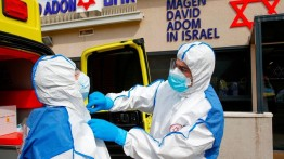 Israel Menguji Prototipe Vaksin COVID-19 pada Tikus di Laboratorium Keamanan