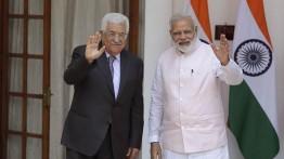 Kepresidenan Palestina: Modi-Abbas akan bahas perkembangan politik regional
