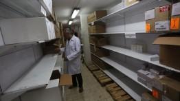 Industri Farmasi Gaza Beroperasi Hanya dengan Kapasitas 20%